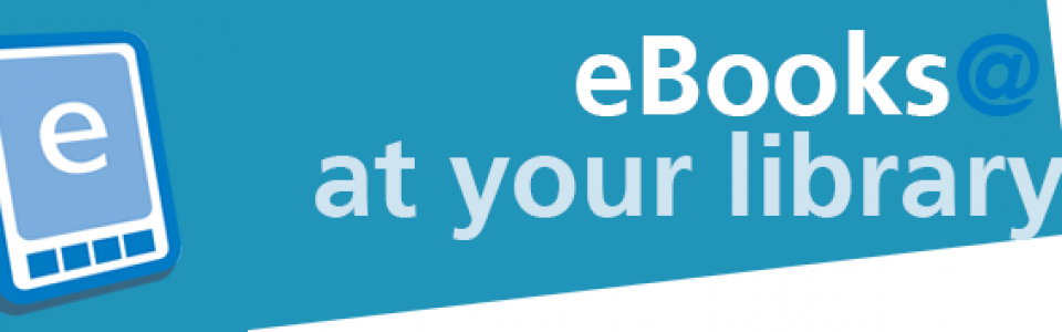 eBooks @ your library