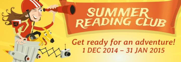 Summer Reading Club 2014